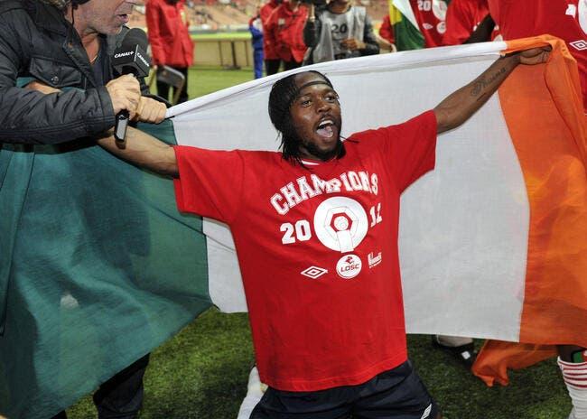 LOSC : Gervinho ne voit pas Lille en Ligue 2