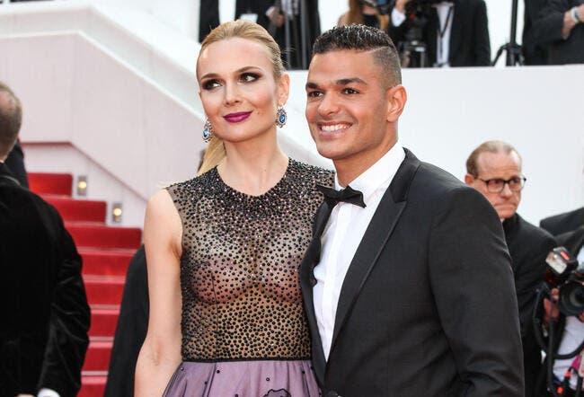 PSG : Après Ben Arfa au festival de Cannes, Ben Arfa aux NRJ Awards