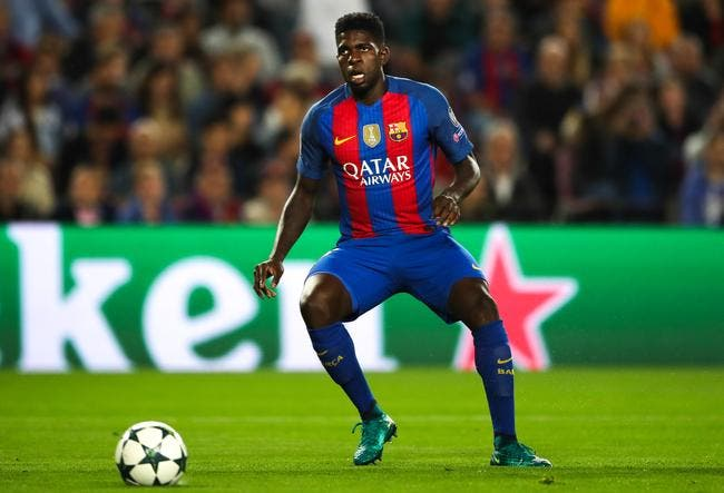 France, Barcelone : Trois semaines pour Umtiti