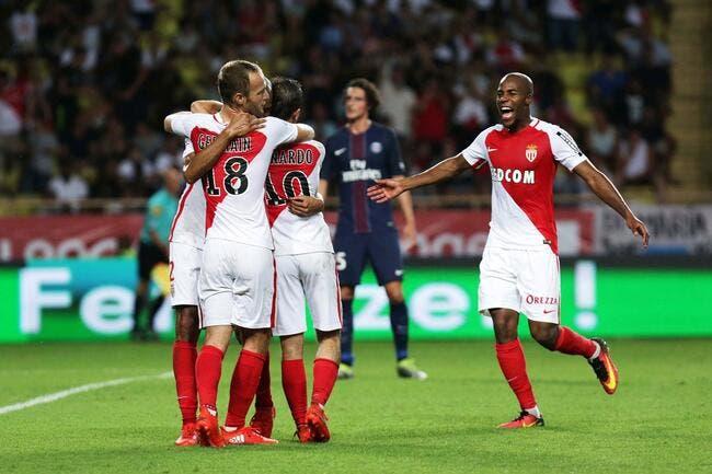 Monaco: Sidibé veut détrôner le PSG en s'amusant