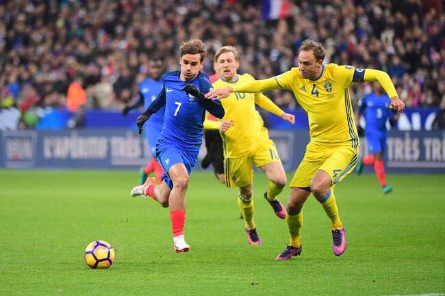 France – Suède 2-1