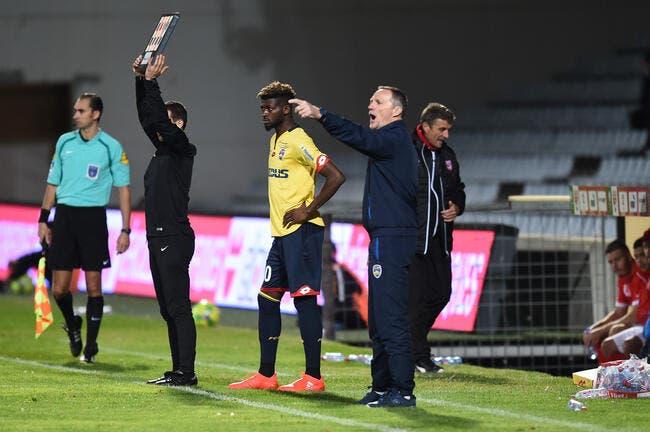 CdF : Sochaux premier gros à tomber au 7e tour