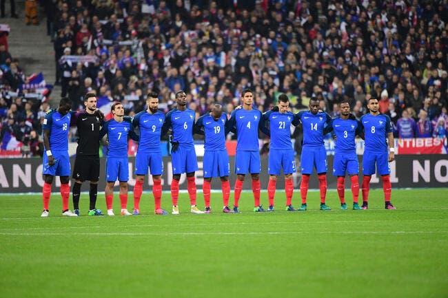 France : Leboeuf écoeuré par les «cons» qui ont sali la minute de silence