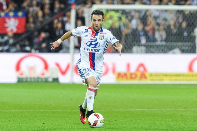 OL : Valbuena le mort..de faim présent contre Lille ?