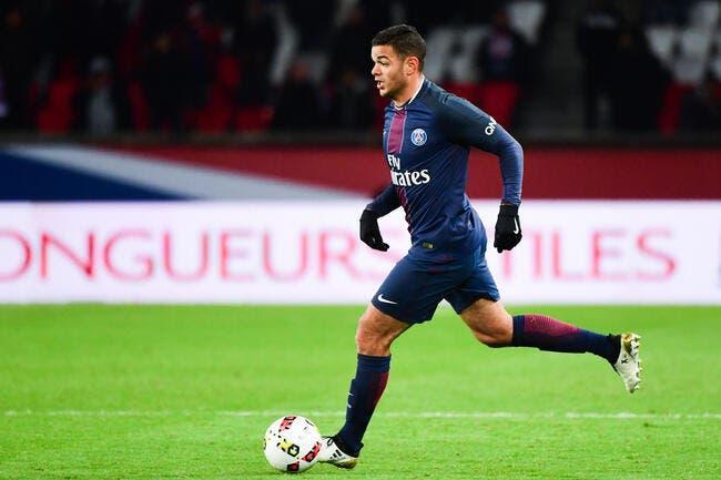 Ben Arfa félicité par Rivère — PSG