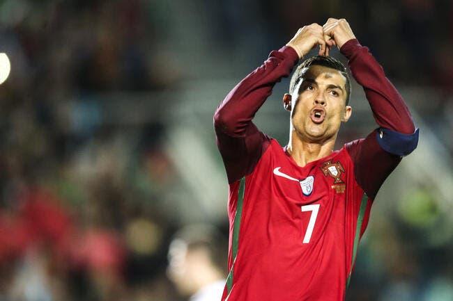 CdM 2018, Portugal - Lettonie : 4-1