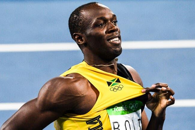 Mercato : Usain Bolt au Borussia Dortmund, c'est vraiment sérieux !