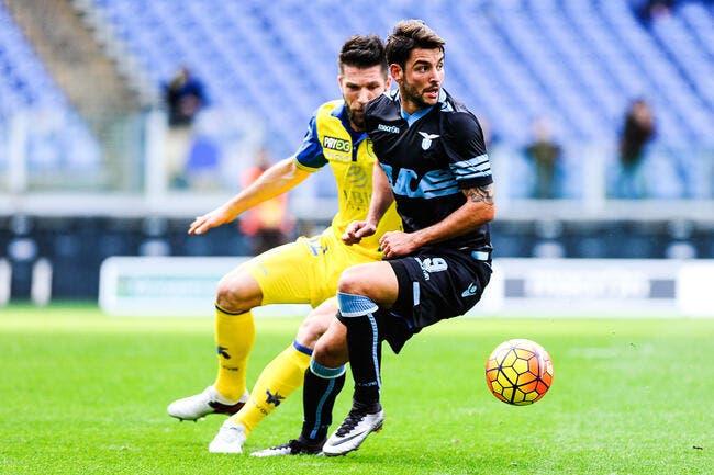 OL: La Lazio offre Djordjevic sur un plateau