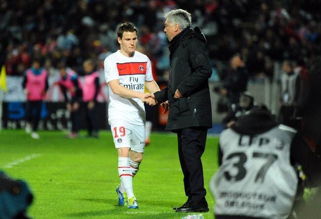PSG : Pourquoi Gameiro a détesté Ancelotti au Paris SG