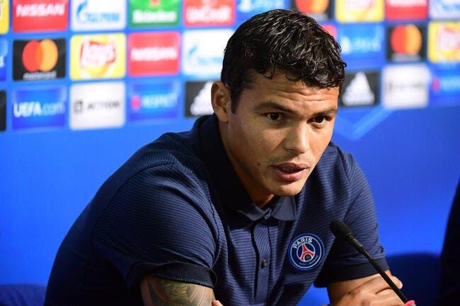 PSG : Son retour en sélection, son avenir... Thiago Silva dit tout