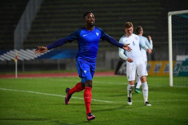 Espoirs : France - Angleterre 3-2