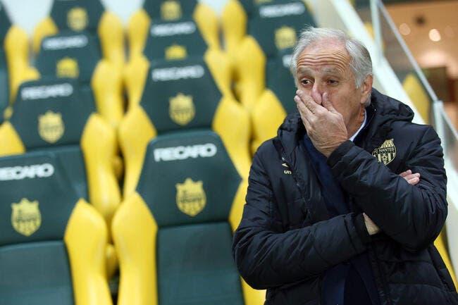 FC Nantes : Virer Girard, le prochain cadeau de Noël du président Kita ?