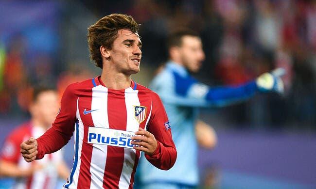 Liga : L'Atlético Madrid donne des nouvelles de Griezmann