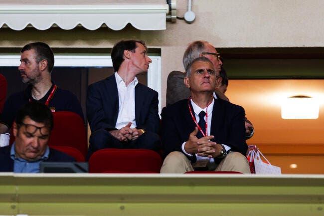 Monaco: L'ASM est désavantagée en L1 balance un dirigeant!