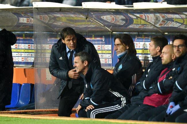 OM : Jamais deux sans trois, Garcia confirme le dicton à Marseille
