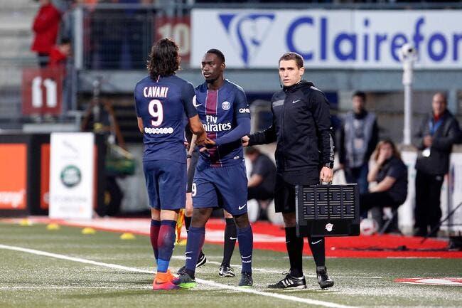 PSG : Augustin obligé de partir en prêt lors du mercato ?