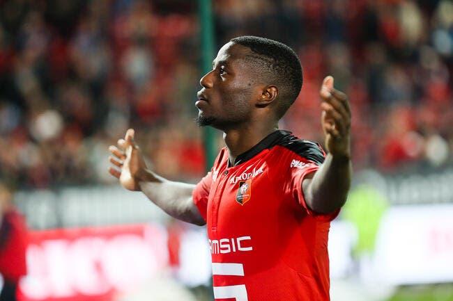 Rennes : De gros clubs anglais débarquent dans le dossier Ntep