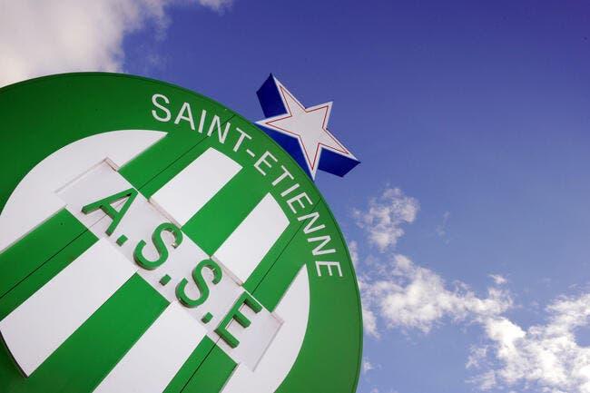 ASSE : Les logos du Chaudron n'ont pas été volés par un fan de l'OL