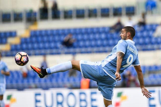 OL: La Lazio devient gourmande pour Djordjevic
