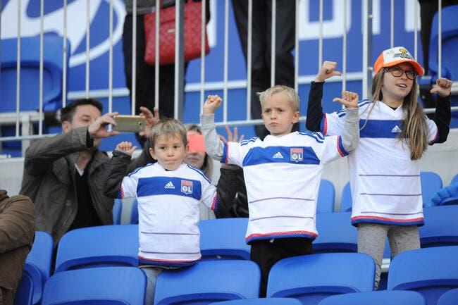 OL ou PSG : Lyon joue à qui a la plus grosse...ambiance sur Facebook