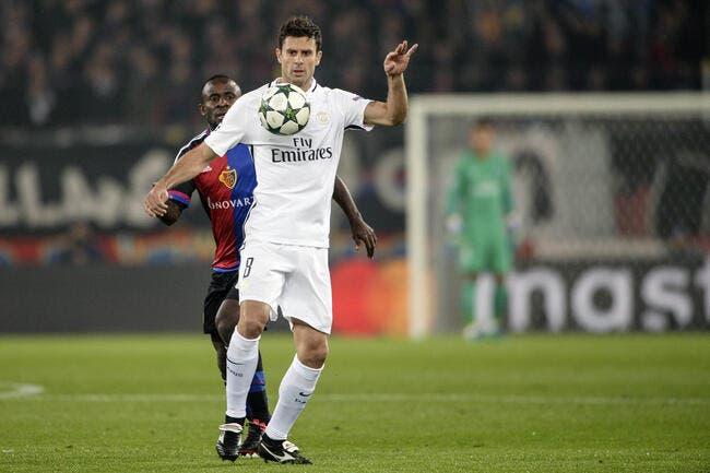 PSG : Une première touche loin de Paris pour Thiago Motta