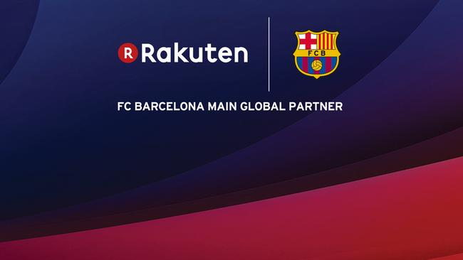 Barcelone : Rakuten remplace Qatar Airways sur le maillot du Barça