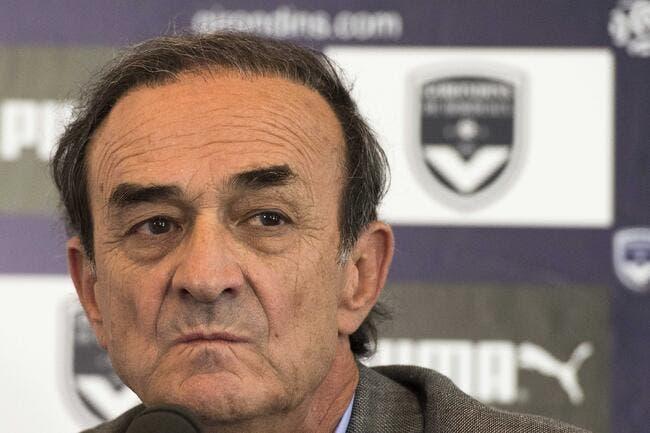 Bordeaux: Triaud distribue les prolongations et zappe Carrasso