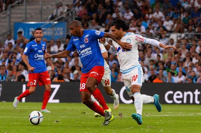 Caen : Concurrent direct de l'OM ? Faut pas abuser non plus...
