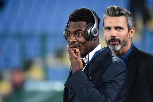 PSG : Grondé par Drogba, Aurier se fait tout petit