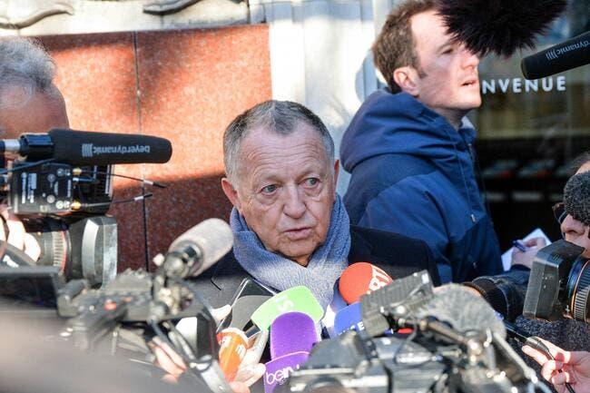 OL : Aulas rappelle que le Parc OL coûte zéro euro aux contribuables