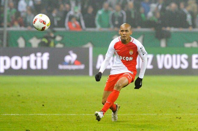 ASM : Fabinho voulait partir de Monaco, mais...