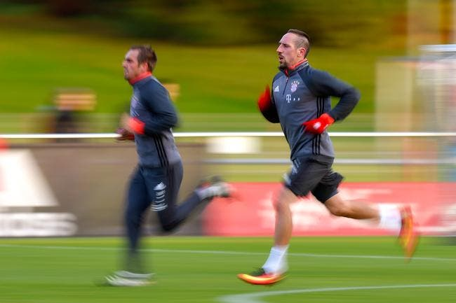 Ribéry va prolonger — Bayern Munich