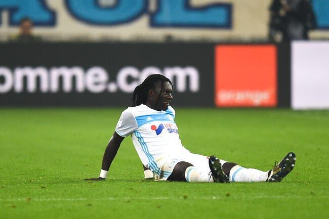 OM : Retour express de Gomis espéré dimanche face à Caen