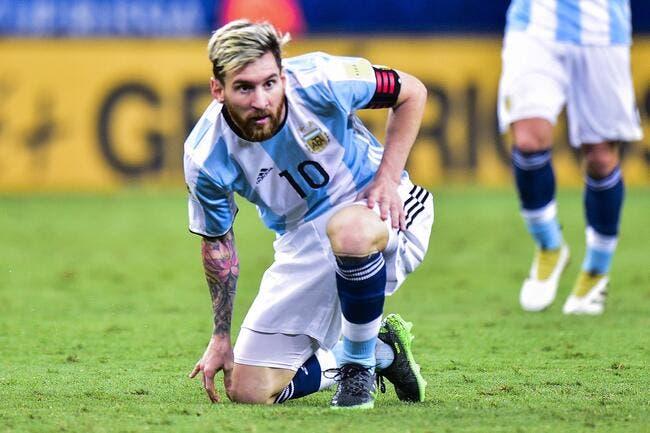 PSG: Paris fait un cadeau bien pratique à Lionel Messi