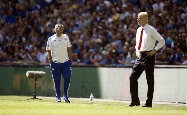 Angleterre : Mourinho tape Wenger sous la ceinture