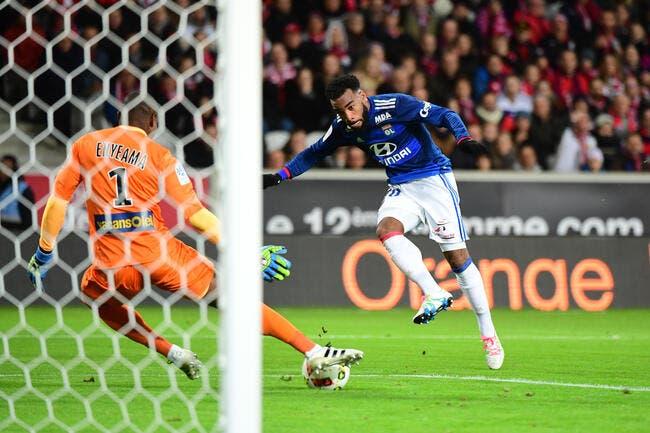 Lille – Lyon 0-1