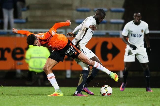 Lorient – Monaco 0-3