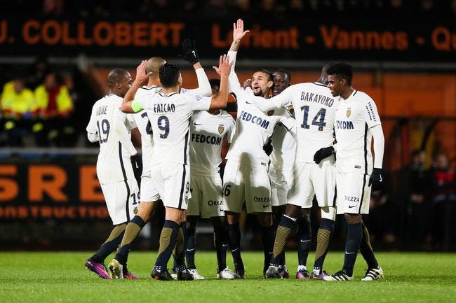 Monaco : Jardim avait tout prévu pour la victoire à Lorient