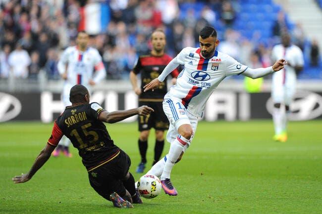 OL: L'Atlético Madrid se positionne sur Ghezzal