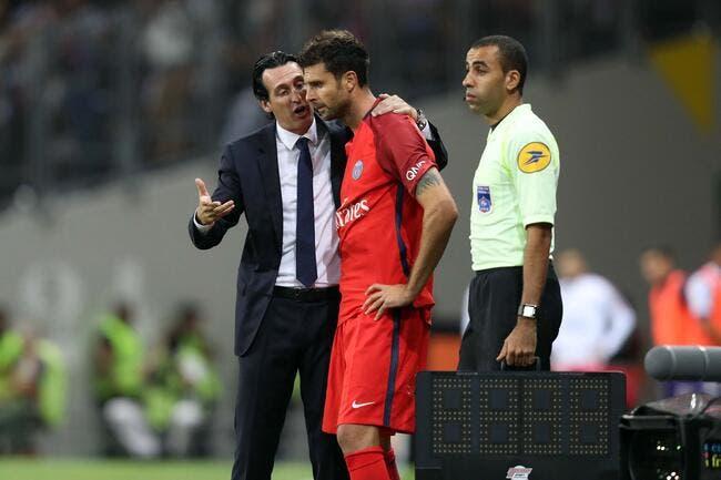 PSG: Emery n'ose pas imaginer Paris sans Motta