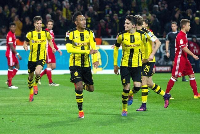 Bundesliga : Le Borussia Dortmund renverse le Bayern Munich !