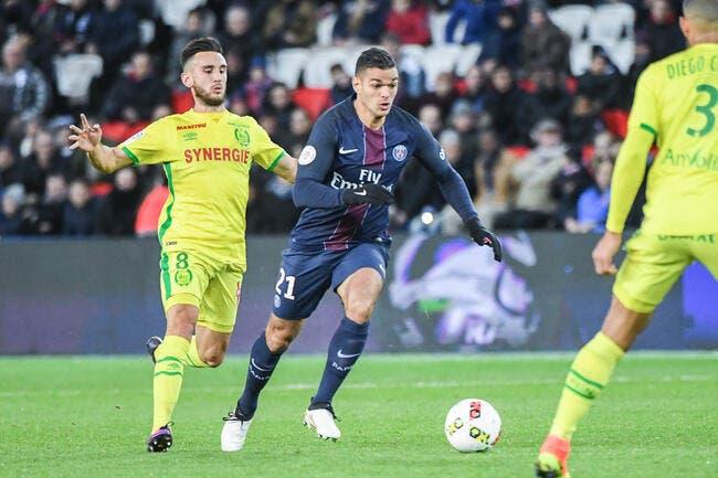 FC Nantes : Cette défaite au PSG redonne de l'espoir à Girard