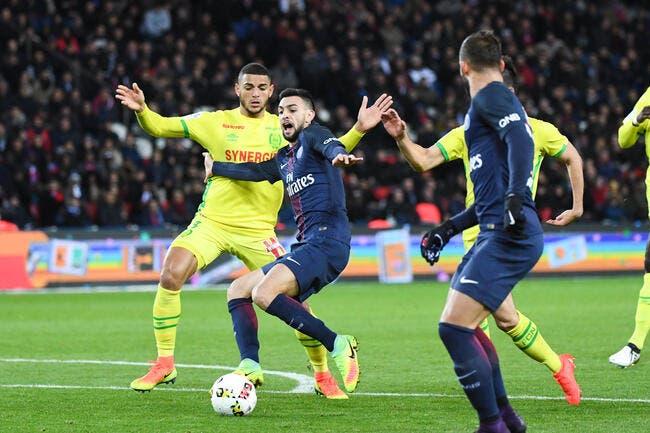FC Nantes : Kita critique l'arbitre pour le penalty offert au PSG