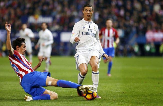 Liga : Cristiano Ronaldo voit triple et le Real détruit l'Atletico