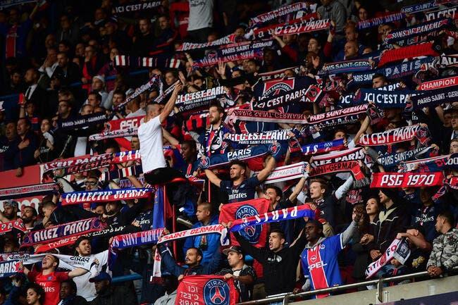 OL-PSG : 771 supporters du PSG à Lyon, mais pas les Ultras !