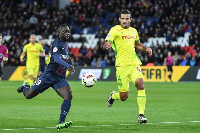 PSG - Nantes : 2-0