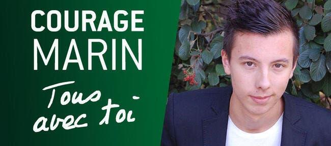 ASSE: Les Verts rendent hommage à Marin, agressé à Lyon