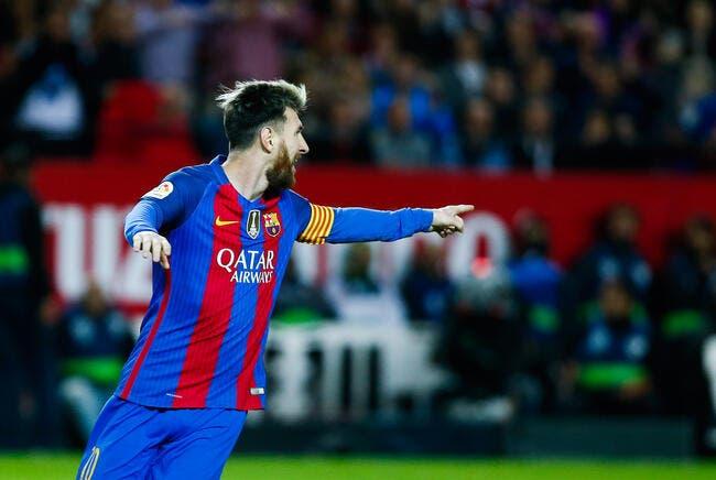 Mercato : Man City veut exploser les records pour recruter Messi