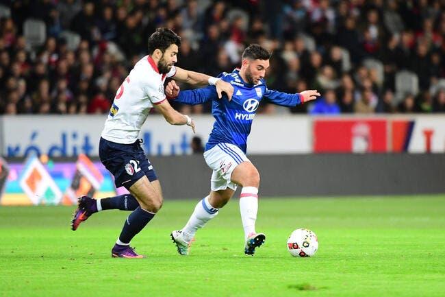 OL : Ferri évite la polémique contre l'arbitre de Lille-Lyon