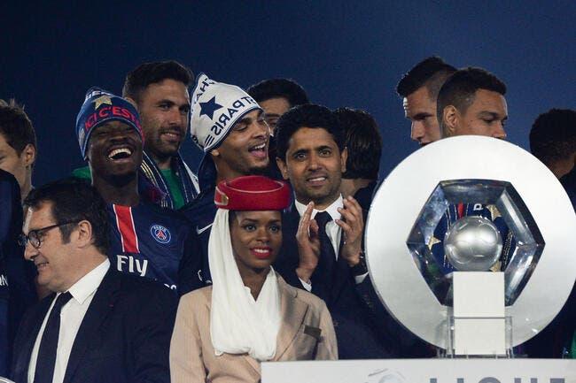 PSG : Aurier étonné qu'Al-Khelaifi ne le fouette pas